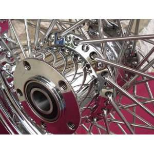 SPOKE FRONT WHEEL FOR HARLEY ROAD KING & ULTRAS 2000 2007 Automotive