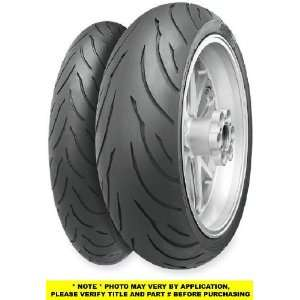 Continental Conti Motion Sport Touring Radial Rear Tire   190/50ZR 17