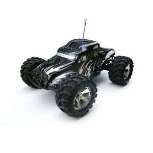 Earthquake 3.5 1/8 Scale Nitro Monster Truck 4 Wheel Drive