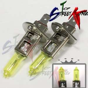 95 97 Porsche 911 H1 Super Yellow Light Bulbs For