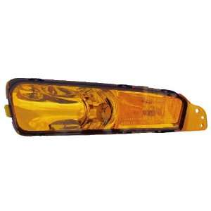 FORD MUSTANG/SHELBY GT500 RIGHT PARK SIGNAL SIDE MARKER LIGHT 05 09/07
