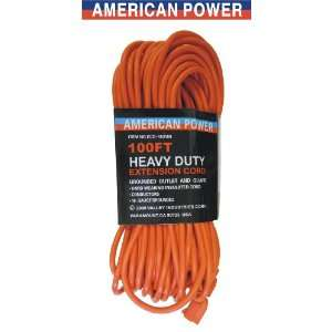 100 FT. Heavy Duty Extension Cord /16 Gauge