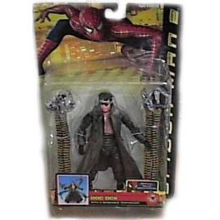 Marvel Spider Man 2 Doc Ock Action Figure with 4 Bendable Tentacles by