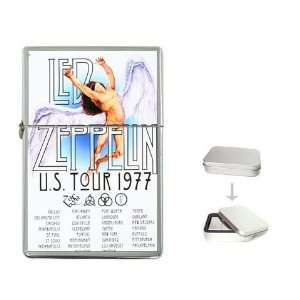 Led Zeppelin   US Tour 1977 FLIP TOP LIGHTER Health