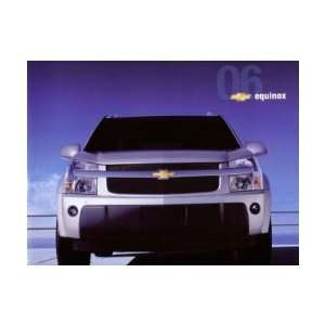 2006 CHEVROLET EQUINOX Sales Brochure Literature Book