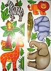 kids room wall decals nur sery safar i jungle m