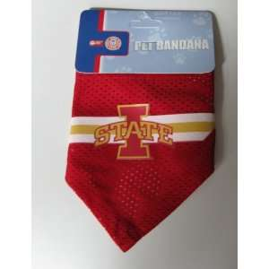 Iowa State University Cyclones Pet Dog Football Jersey
