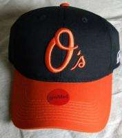 BALTIMORE ORIOLES BASEBALL CAP  LARGE O