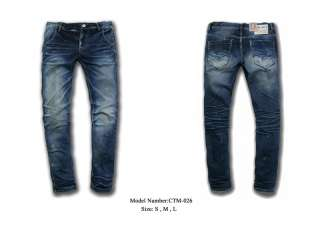 804 Japanese Fashion Vintage Mens DENIM Jeans Pants