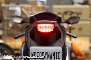 SMOKE SEQUENTIAL INTEGRATED LED Tail Light 08 09 11 CBR1000RR