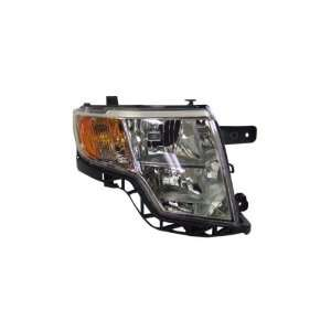 OE Replacement Ford Edge Passenger Side Headlight Assembly