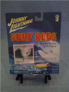 Johnny White Lightning   PUPUKEA PIPELINERS   Surf Rods Series 294 05