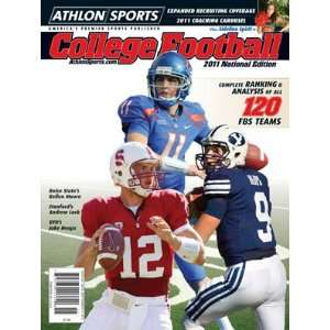 Sports 2011 College Football National Preview Magazine  Boise State
