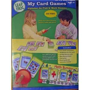 Leap Frog My Card Games Toys & Games