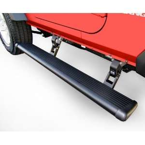 AMP Research 75121 01A Jeep Wrangler PowerStep Running Boards   JK