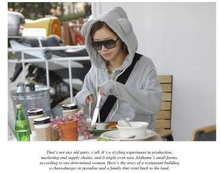 2011 Winter Thick Cotton Cute Panda Bear Ears Casual Hoodie Fleece
