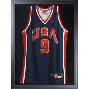 Michael Jordan Signed Uniform   1984 USA UDA   Autographed