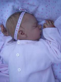 Precious BM Originals Reborn Fake Baby Girl Doll   Nico Legler