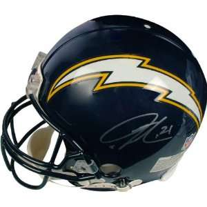 LaDainian Tomlinson San Diego Chargers Autographed Replica