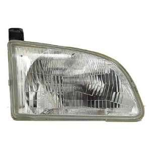 1998 00 TOYOTA SIENNA VAN HEADLIGHT ASSEMBLY, PASSENGER