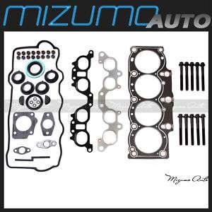 90 96 2.2 L Toyota Camry 5SFE Head Gasket Set + Bolts