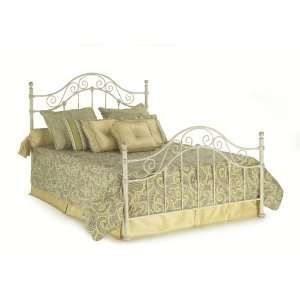 Fashion Bed Group Kensington Full Bed with Frame, Golden