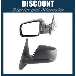 New Driver Side Mirror LH, 2007 2011 Toyota Tundra, Power, Non Heated