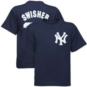 New York Yankee Attire  Majestic New York Yankees #33 Nick Swisher