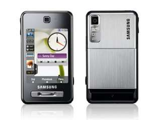 NEW 3G SAMSUNG F480 UNLOCK 5MP CAMERA TOUCH CELL PHONE