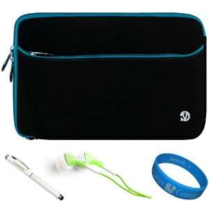 Trim Neoprene Sleeve Carrying Case Cover for AT&T Pantech Element 4G
