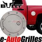 BULLY CHROME 09 12 Dodge Ram Billet Gas Fuel Cap Door Cover+Lock