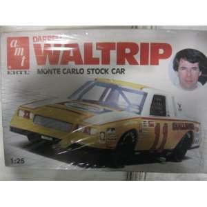 Darrell Waltrip Monte Carlo Stock Car Model Kit Toys & Games