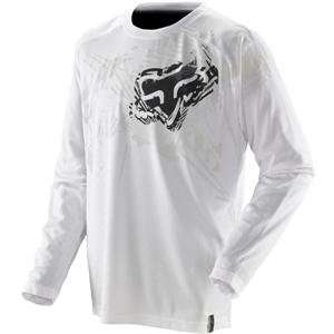 Fox Racing Ride Jersey   2X Large/Soho White Automotive