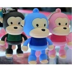 USB Flash Memory Drive(stick/pen/thumb) 8gb Monkey