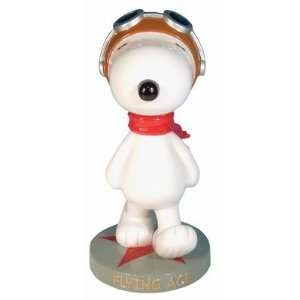 Peanuts 12 Snoopy Flying Ace Large Figurine #8863 By