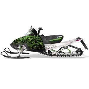 Ink AMR Racing Fits Arctic Cat M Series Crossfire Snowmobile Sled