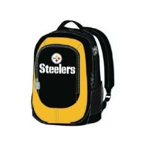 NFL Football Pittsburgh Steelers Large Backpack