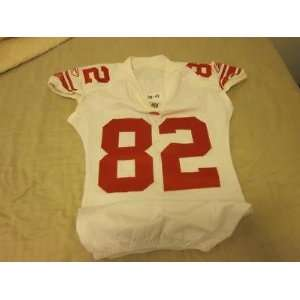 2008 New York Giants NFL Game Used Jersey Mario Manningham