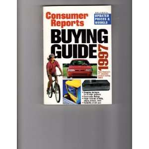 Consumers Reports 1997 Buying Guide Consumers Reports