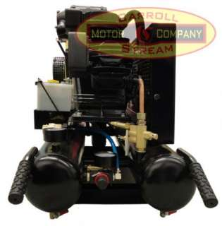 NEW PORTABLE 6HP DIESEL AIR COMPRESSOR WITH ELECTRIC START 16CFM SMALL