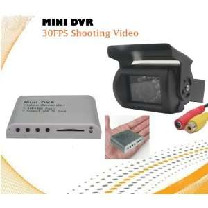ZC839/ZR739 Mini Motion Detect DVR and Camera for Car Car