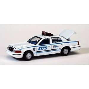 1999 FORD CROWN VICTORIA POLICE INTERCEPTOR DIE CAST CAR Toys & Games