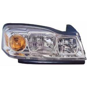 Saturn VUE Replacement Headlight Assembly   Passenger Side
