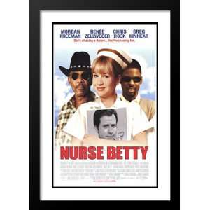 Nurse Betty 20x26 Framed and Double Matted Movie Poster