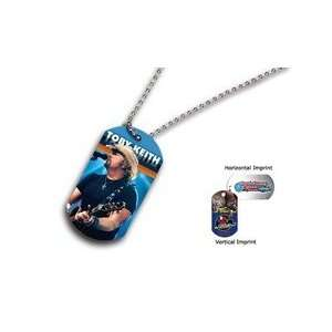 80 28510    Dog Tag with 23 1/2 Ball Chain, Full Color