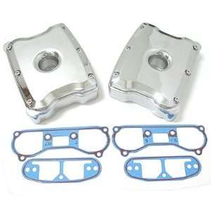 BKRider Twin Cam Style Rocker Boxes For Evo Harley