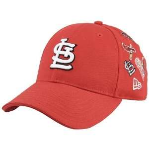 New Era St Louis Cardinals Red All Over Hat