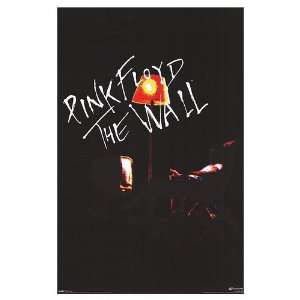 Pink Floyd The Wall Music Poster, 22.25 x 34.5 (1982