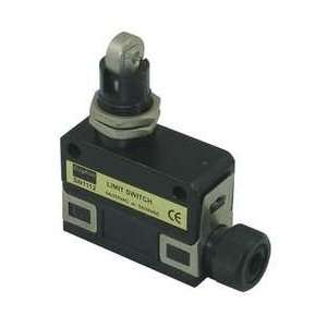 Dayton 13F514 Mini Limit Switch, SPDT, Vert, Cross Roller