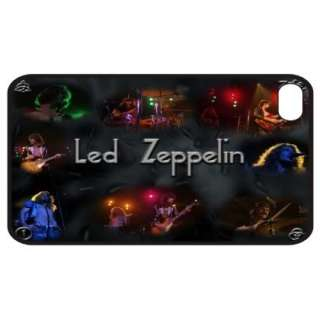 New Led Zeppelin Apple iPhone 4 4S Hard Faceplate Case Cover